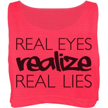 Quotes Misses American Apparel Neon Oversized Crop Tank