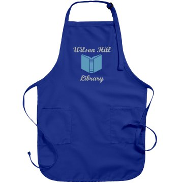 Wilson Hill Library Port Authority Adjustable Full Length Apron