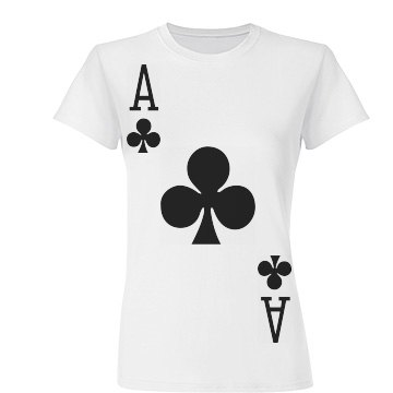 Ace of Clubs Costume