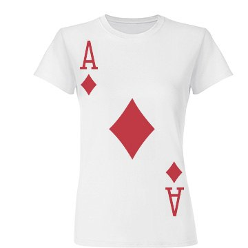 Ace of Diamonds Costume