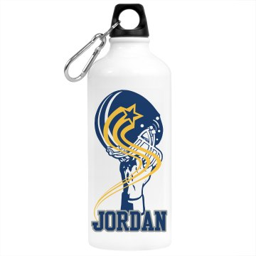 Jordan Desk Water Bottle Aluminum Water Bottle