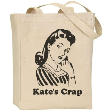 Kate's Stuff Tote Liberty Bags Canvas Tote