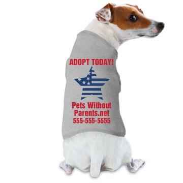 Adopt Me Parade Tee Doggi