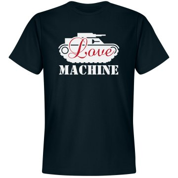 Love Machine Unisex Gildan SoftStyle Tee