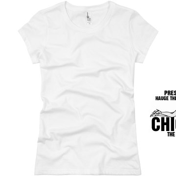 Chicago Production Junior Fit Basic Bella Favorite Tee