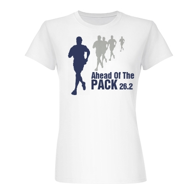 Ahead Of The Pack Junior Fit Basic Bella Favorite Tee