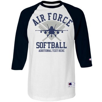 AIr Force Softball