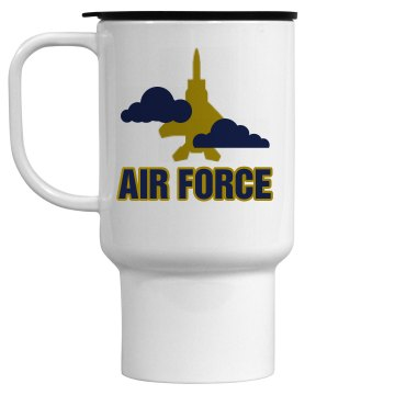 Air Force Travel Mug