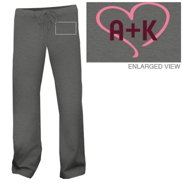 A+K Romance Pants