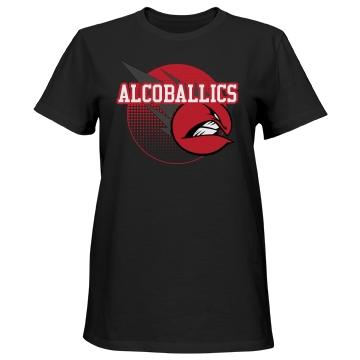 Alcoballics Kickball