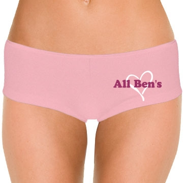 All Ben's w/ Back Bella Hotshort