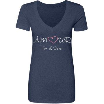 Amour Love Tee