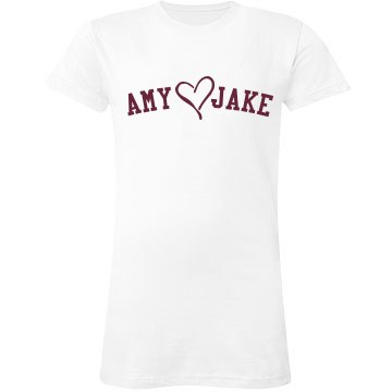 Amy Loves Jake