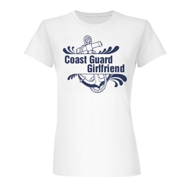 Anchor CG Girlfriend Junior Fit Basic Bella Favorite Tee
