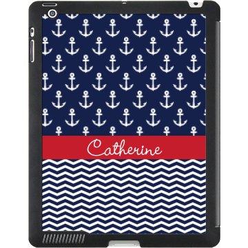 Anchor Name iPad Case