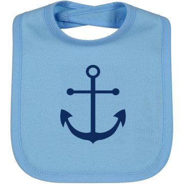 Anchored Bib