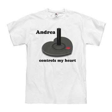 Andrea Controls Me