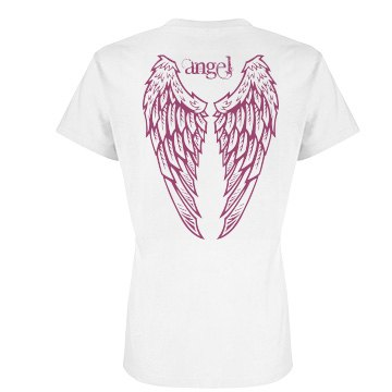 Angel Wing Back