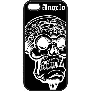 Angelo's Skull iPhone