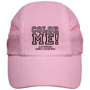 Annual Color Run Hat