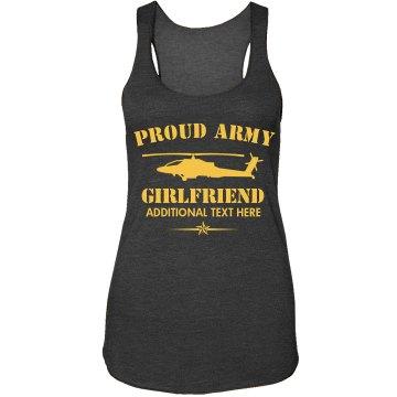 Army Girlfriend Pride