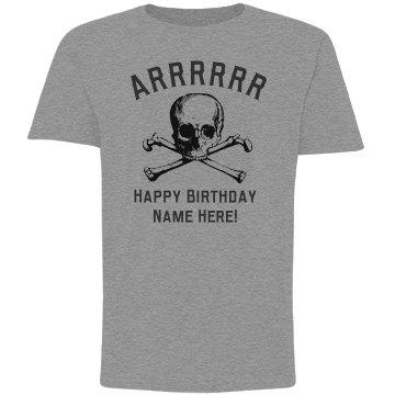 ARRR Birthday