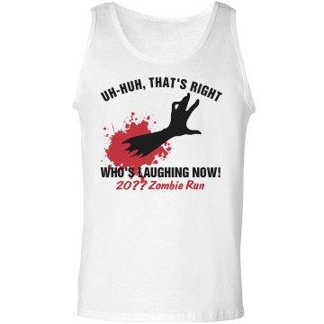 Ash's Zombie Run Design
