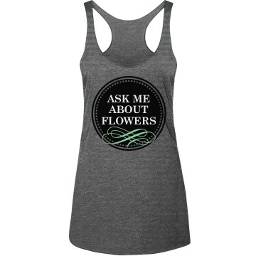 Ask About Flowers