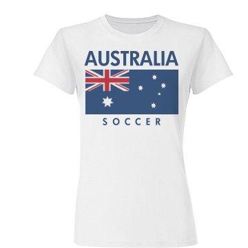 Australia Soccer Fan