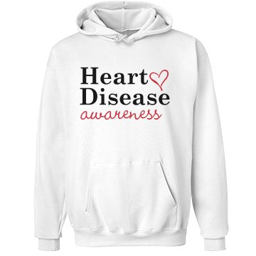 Awareness Women's Hoodie Unisex Hanes Ultimate Cotton Heavyweight Hoodie