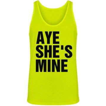 Aye She's Mine Couple