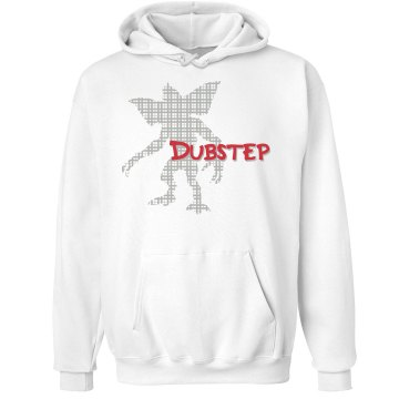 Dubstep Midnight Feed Unisex Hanes Ultimate Cotton Heavyweight Hoodie