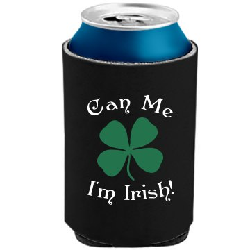St. Patrick's Day The Official KOOZIE Can Kooler