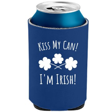 St. Patrick's Day Koozie The Official KOOZIE Can Kooler