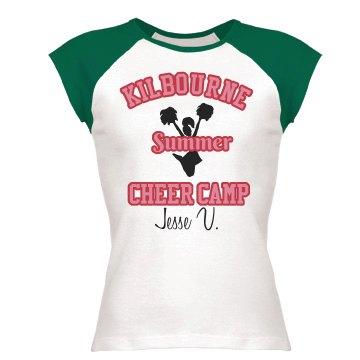 cheerleading t shirt designs