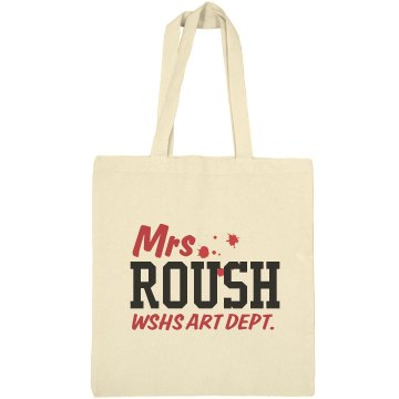 Art Dept. Bag Liberty Bags Canvas Bargain Tote Bag