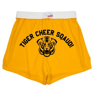 Youth School Colors Short Youth Soffe Cheer Shorts