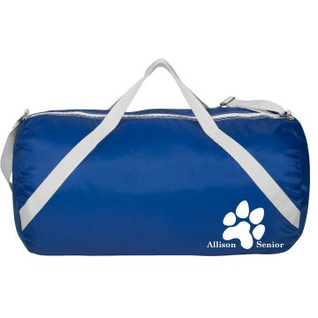 Central HS Cheer w/ Back Augusta Sport Roll Bag