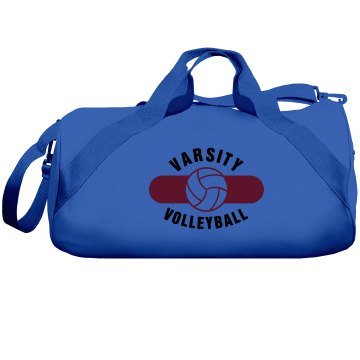 Varsity Volleyball Bag Liberty Bags Barrel Duffel Bag