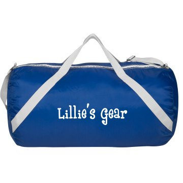 Lillies Gear Augusta Sport Roll Bag