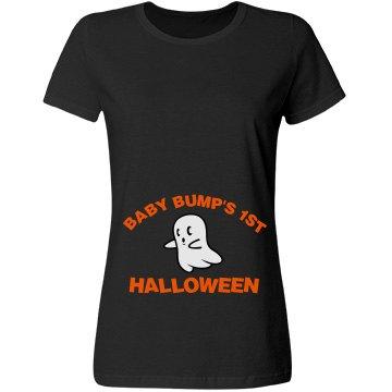 Baby Bump's 1st Halloween