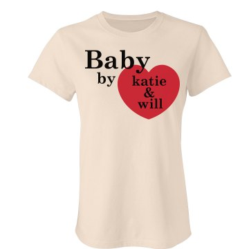 Baby By Custom Names Junior Fit Bella Favorite Tee