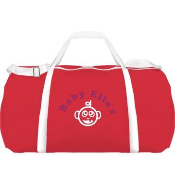 Baby Ella's Augusta Sport Roll Bag