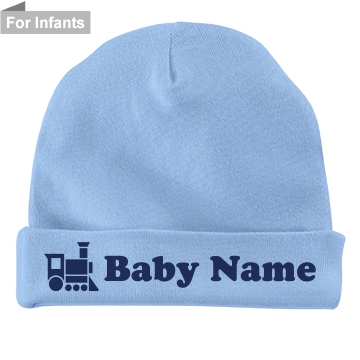 Baby Name with Train