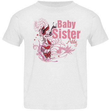 Baby Sister Butterflies