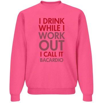 Bacardio Workout