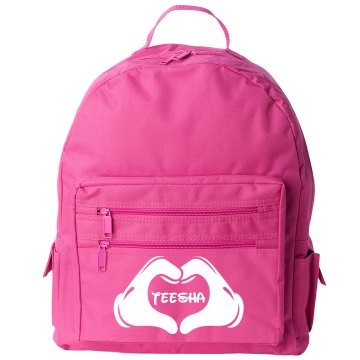 Back to School for Tesha Liberty Bags Backpack Bag