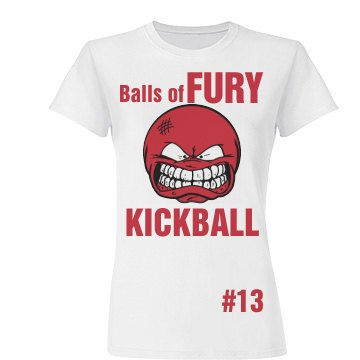 Balls of Fury kickball