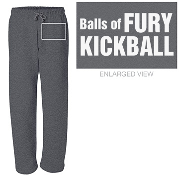Balls of Fury Sweatpants