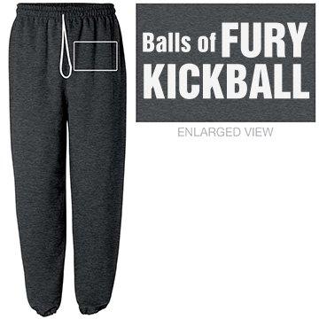 Balls of Fury Sweatpants